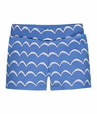 SO 17 Steiff Shorts baño / Pantalones cortos de natación, Azul Olas Talla 92-104