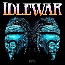 Idlewar  -  RITE  (CD,  2017)
