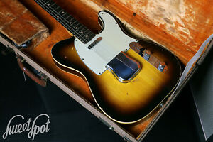 1960 Fender Telecaster Custom 3TSB