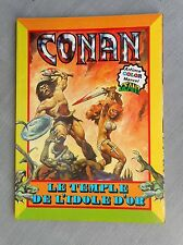 ARTIMA COLOR GEANT THOMAS BUSCEMA CONAN LE TEMPLE DE L'IDOLE D'OR TBE
