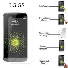 LG G5 Véritable Premium trempé verre de HD Protège protecteur d'écran LCD