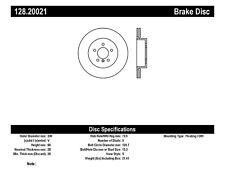 Disc Brake Rotor-OE Type Drilled Disc-Preferred Rear fits 00-06 Jaguar XKR