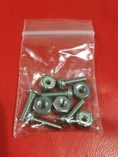 UPGRADED OEM SCREWS & LOCK NUTS for Large L Freedom Door PetSafe PAC11-11039