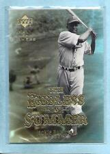 """JACKIE ROBINSON 2001 01 Upper Deck Hall of Famers """"The Endless Summer"""" #ES4"""
