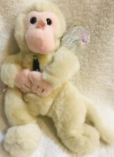 "Coca-Cola Int/'l Bean Bag Collection #27 /""Key Key the Snow Monkey/"" Japan NWT"