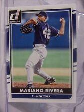 2016 Panini Donruss Baseball Card #176 Mariano Rivera  (19716)