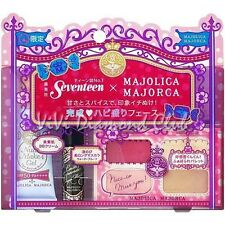 Shiseido MAJOLICA MAJORCA Nice To Meet You 17 LIMITED EDITION Makeup Travel Set