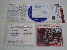 JIMMY SMITH/HOME COOKIN'(BLUE NOTE TOCJ-4050) JAPAN CD+OBI