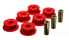 Energy Suspension 3.1153R Differential Carrier Bushing Set Fits 10-14 Camaro