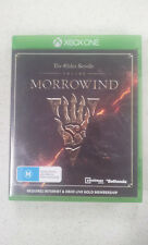 The Elder Scrolls Online: Morrowind Xbox One Game (NEW)