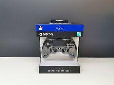 Manette Nacon Manette Compacte Noire pour PS4 neuve / New