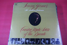 1974 Sonny James The Southern Gentleman Country Music Artist of the Decade LP