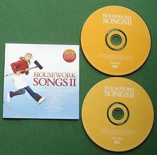 Housework Songs II Abba Beach Boys A-Ha Roxette Commundards Britney + 2 x CD