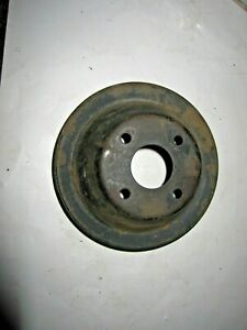 SUNBEAM ALPINE 1961-67 SERIES 2 SERIES 3 SERIES 4 SERIES 5  WATER PUMP PULLEY