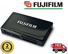 Fuji USB Multi Card Reader SD, Micro SD, SDHC, XD, CF, MMC, Memory (UK Stock)