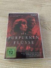 DVD Die Purpurnen Flüsse 4 DVDs