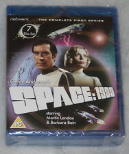 Space:1999 Complete Season Series 1 One - Blu-Ray Box Set NEW SEALED