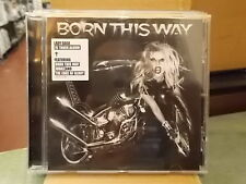 "LADY GAGA "" BORN THIS WAY"" CD 2011"