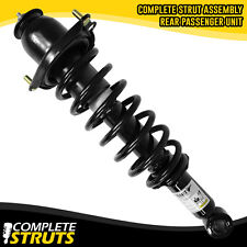 2009-2013 Toyota Corolla Rear Right Complete Strut Assembly Singe