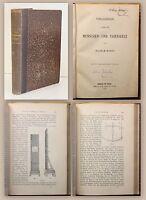 Wundt Vorlesung über die Menschen- & Thierseele 1932 Psychologie Phyilosophie xz