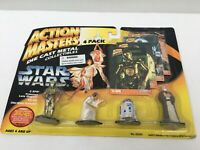 Kenner Action Masters Star Wars Die cast Collectibles 4 pack 1994