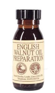 ENGLISH WALNUT OIL PREPERATION BY PHILLIPS 60ML GUNSMITH STOCK REPAIR
