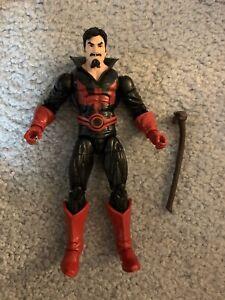 """Marvel Legends Black Tom Cassidy Action Figure from Strong Guy BAF Wave 6"""" X-Men"""