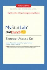 MyStatLab Access Card by Pearson Education 9780321694645 -  email delivery  ONLY