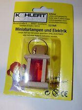 LED Lanterna 29664 Kahlert per presepe Presepio Illuminazione
