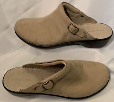 "Easy Spirit Suede Slip On Clog ""Sedeley"" Women's Size 10M"