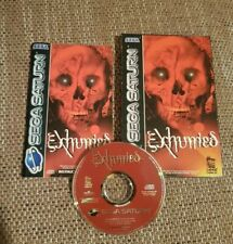 Exhumed -  Sega Saturn TOP ZUSTAND