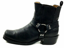 Boulet 3009 Biker Harness Boots Black Size US.9  UK.8.5 EU.42