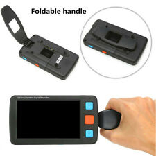 """5"""" Color Portable Electronic Digital Video Magnifier Reading Vision Aiding 4-32X"""