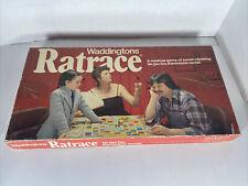 Rat Race Board Game 1973 Waddingtons Excellent! complete