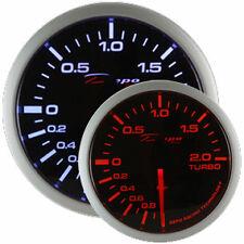 DEPO RACING Manometro Pressione Turbo Elettronico -1+2 bar DEPO Racing WA5201B