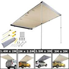 4X4 4WD Car Side Awning Roof Rack Top Cover Tent Pull Out Camping Shade Outdoor