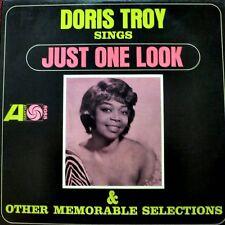 "DORIS TROY~JUST ONE LOOK~""EXCELLENT""~""MONO""~U.S.1st Press 1962 ATL-8088~LP!!!"