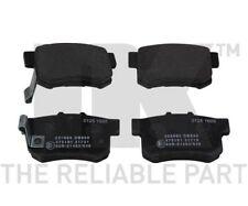 NK 229980 Bremsbelagsatz, Scheibenbremse   für Honda Civic VII Hatchback CR-Z