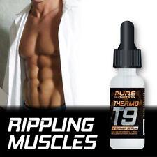 Pure Nutrición T9 Thermo Suero Quemador de grasa – ondulante músculos Max fuerte