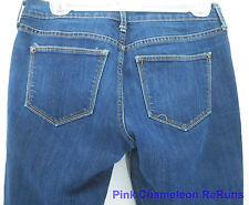 Old Navy jeans size 2 Short the Flirt skinny golden stitches wash