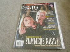 Buffy the Vampire Slayer magazines YOU CHOOSE