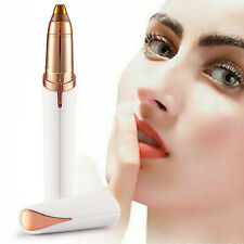 Women's Brow Hair Remover Eyebrow Facial Hair Remover Painless Trimmer US