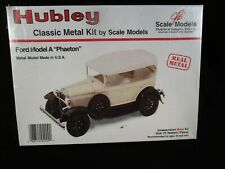 Hubley 1930 Model A Ford Used Complete Chassis Original Parts you may need!