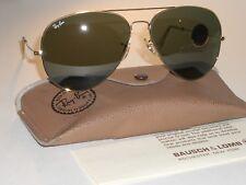 30270d337 62 14 Vintage B&L Ray-Ban G15 Arista Gp Grande Metales II de Gafas Sol