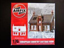 Airfix nº a750044 European Country Cottage ruine en 1:76