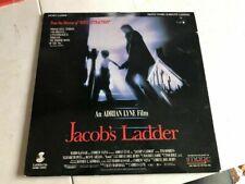 Jacob's Ladder - Vintage Laserdisc Movie - Adrian Lyne