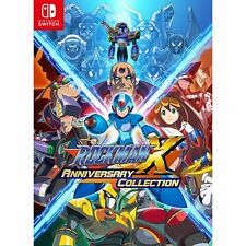 Nintendo Switch Rockman x Anniversary Collection Japan