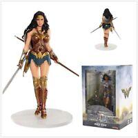 Wonder Woman Justice League ArtFX+ Statue 20cm Action Figure Collection Toy Gift