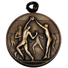 VINTAGE VOLLEY BALL Medal 33mm 15g Bronze I5.3
