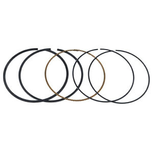Piston Rings Kit Bore 77.25mm +25 for YAMAHA WR250F 01-18 YZ250F 01-11 14-18